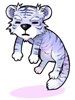 Chapéu do Tigre Branco